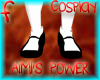 ALESSA SOCKS AND SHOES