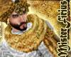 Sultan Scarf Gold