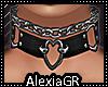 [A] Heart Chain Silver