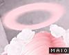 🅜 PINKU: pink halo