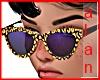 Glamor glasses Vintage