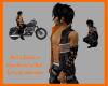 [kflh] Harley Open Vest
