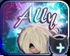 ~D~ Ally Floor Sign