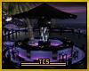 Tropical neon bar