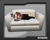 White Nap Couch 2 poses