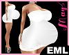 EML Bimbo Pregnant White