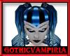GV Glam* goth blue