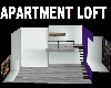 Apartment Loft Purple