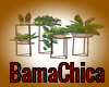 [bp] Rustic Plant Stand