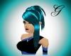 blue lagoon hair