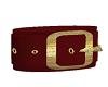 Red Gold Choker