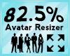 Avatar Scaler 82.5%