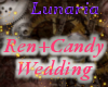 Ren + Candy Wedding Pic