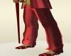stylez men cane redwhite