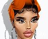 Zendaya Orange