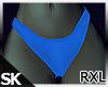 Neon BikiniBottom BL RXL