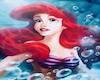 Mermaid blankie