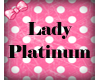 Lady Platinum