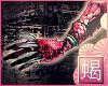 'S|| Daigaku Black Glove