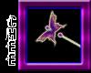 *Chee:Pretty Plum wand
