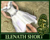 Elenath Short White