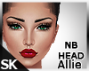SK| Allie Head No Blend
