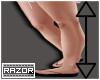 ↕ Longer Leg Scaler