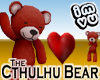 Cthulhu Bear -Red Velvet