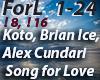 Alex Cundari Song Love