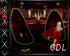 !C* Cabaret Chairs