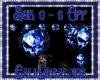BSK Blue Skull Balls