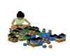 vettes lego (animated)