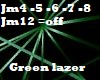 grn lazer light