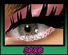 s. Eyelid-Glitter, pink.