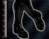 (Ana) PVC Boot Blk Male