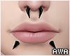 Shark Tooth Piercings Bk
