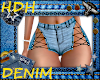[HDH]LACED SHORTS