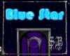 SB BlueStarRoom Sign