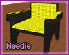 Urban Yellow Club Chair