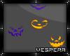 -V-Halloween Flyin Faces