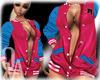 ^QA^ Pink Sexy Jacket