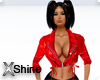 Red XShine Jacket