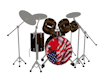 J and K's Anima Drum Set