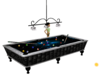 Galaxy Pool Table