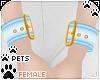 [Pets] Wristcuff   sky