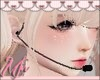🌸 Headset Mic Korean