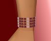 left Mauve Bracelet2