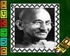 Stamp Gandhi