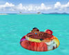 WATER FLOAT BED - ANIM