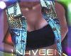 Studded Layerable I|Vest